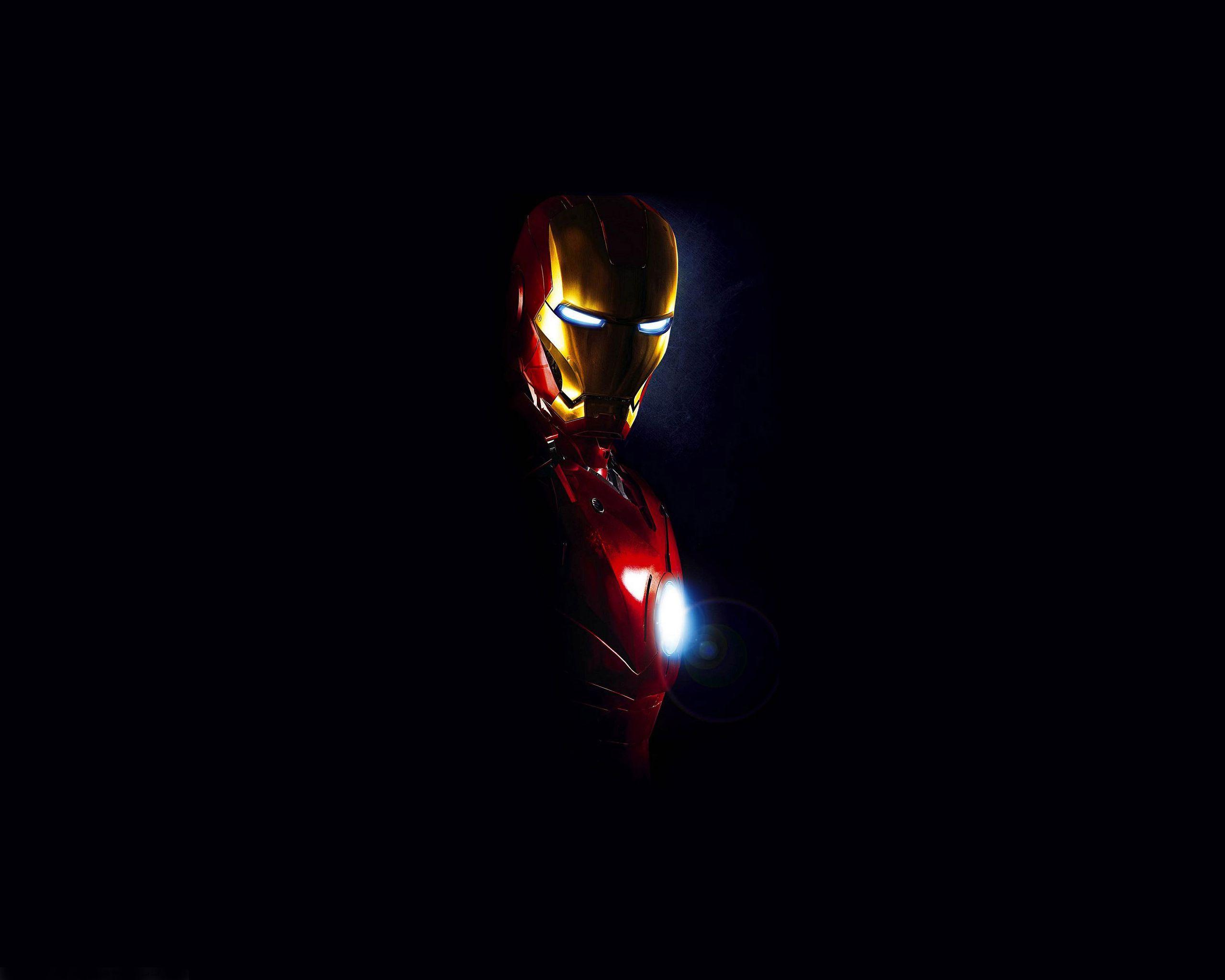 Iron Man HD Wallpapers 2560x2048