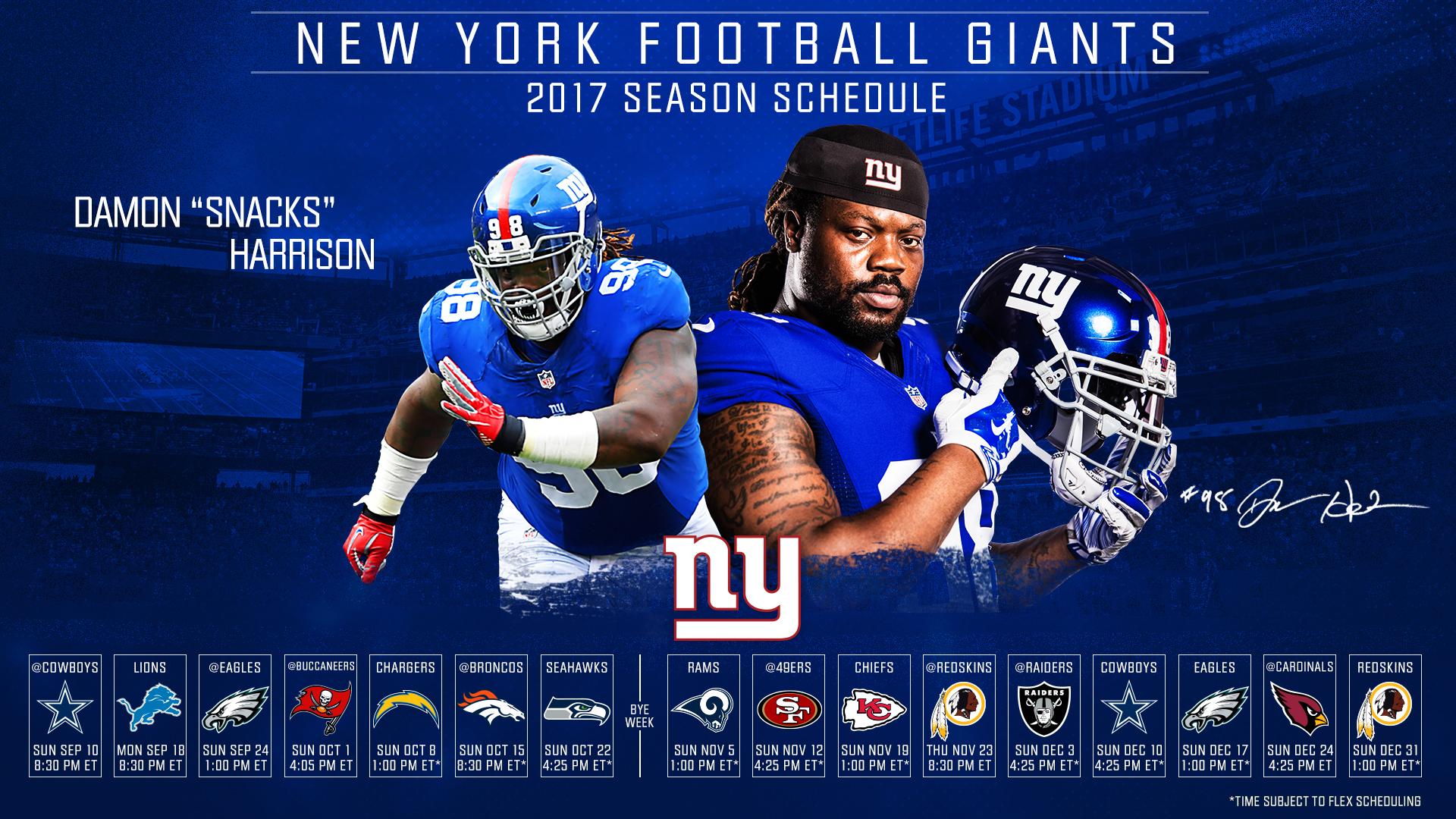 25 New York Giants 2018 Wallpapers On Wallpapersafari