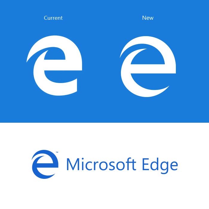Microsoft Edge Logo Redesign by m0dey 700x700