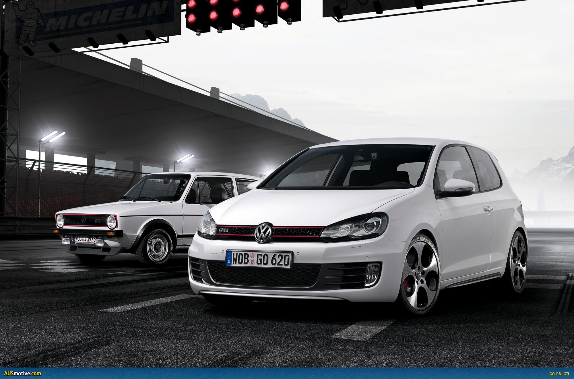Volkswagen Golf VI Wallpapers   Vdub Newscom 2000x1320