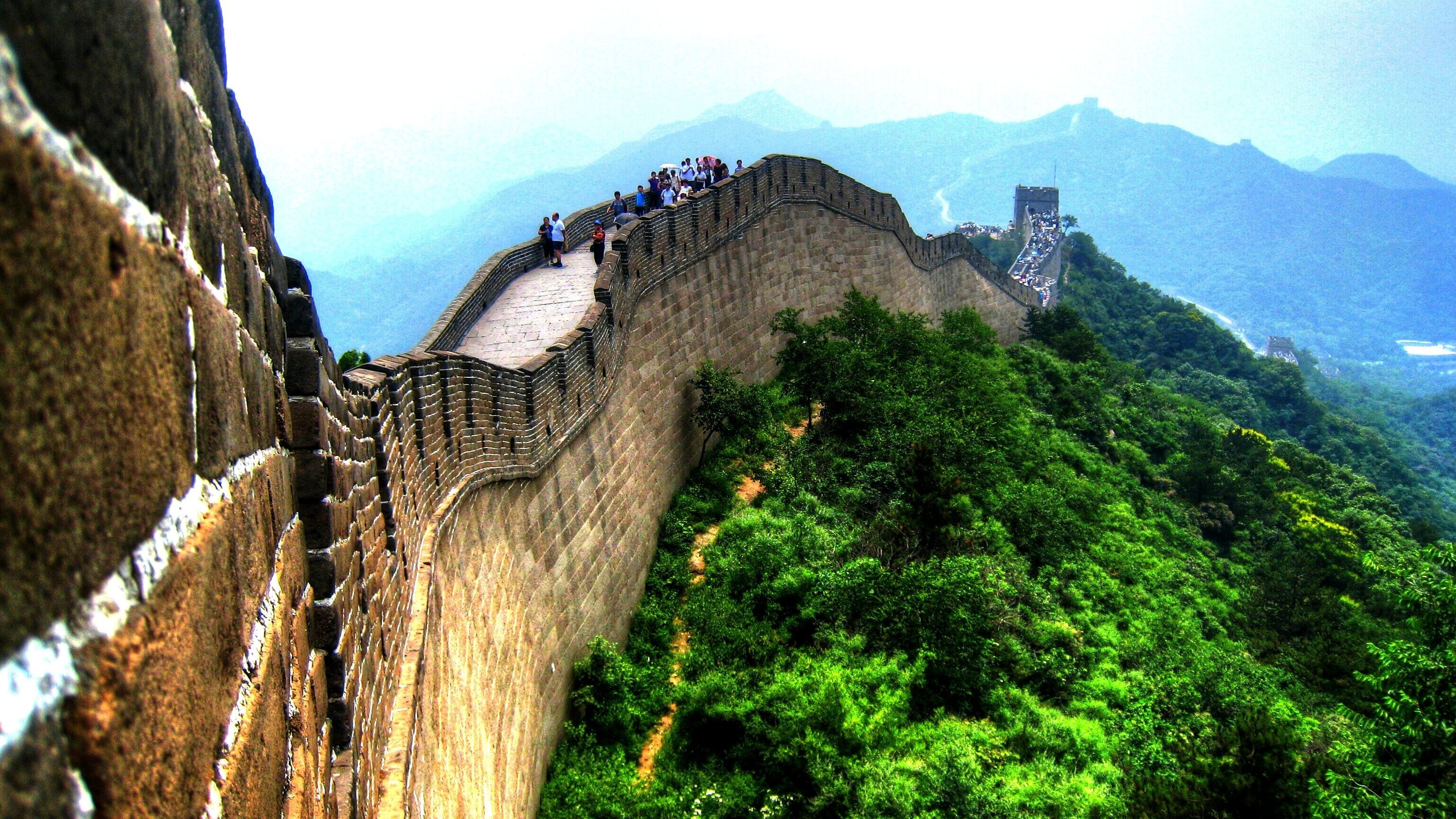 The Great Wall of China Wallpaper 51 images 3072x1728