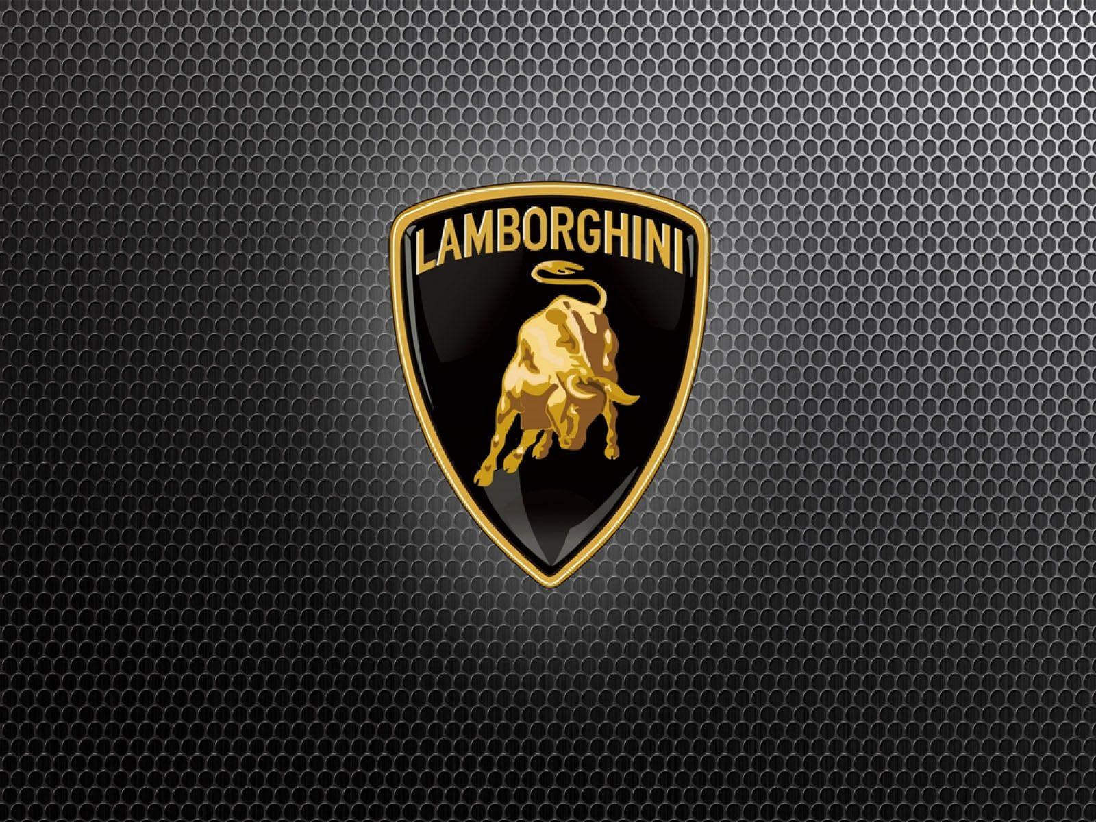 Lamborghini Logo HD Widescreen Wallpaper HD Wallpapers Source 1600x1200