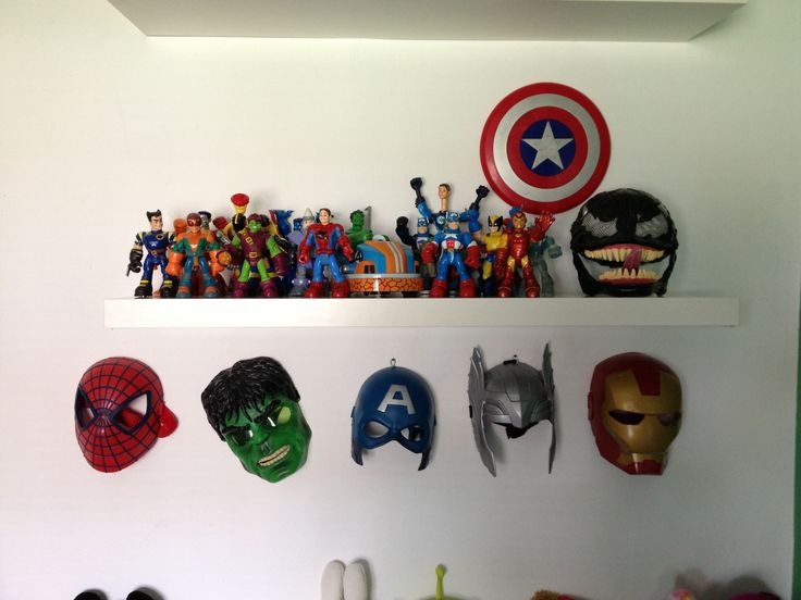 marvel wallpaper for boy room wallpapersafari