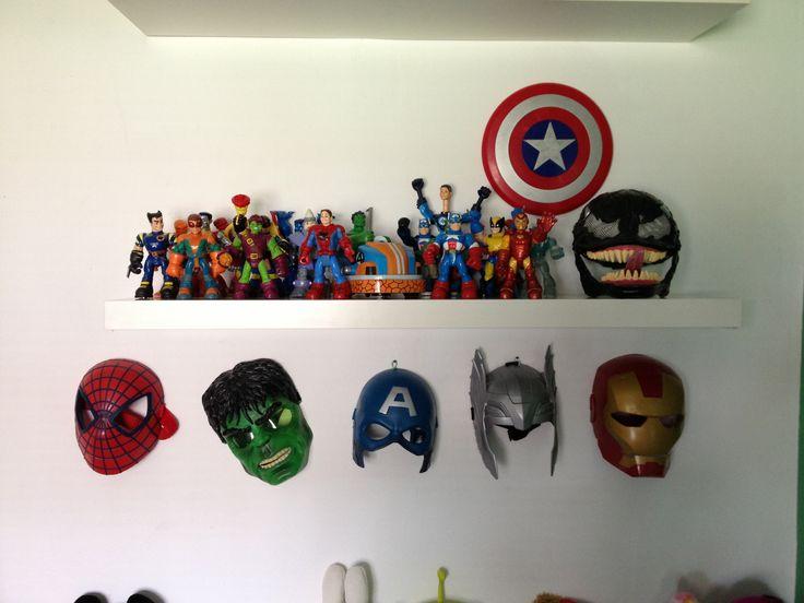 50+] Marvel Wallpaper for Boy Room on WallpaperSafari