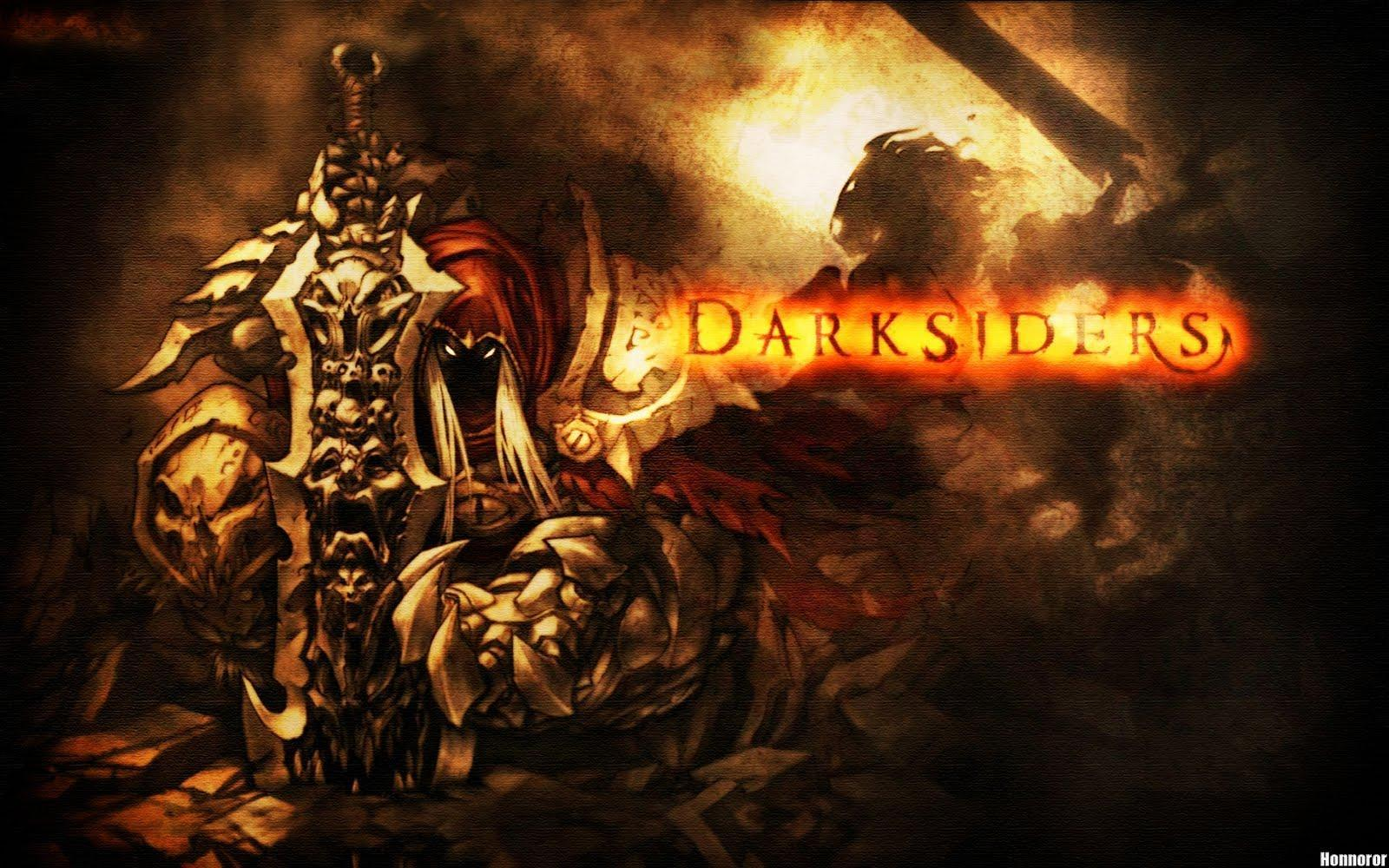 Darksiders Wallpapers 1600x1000