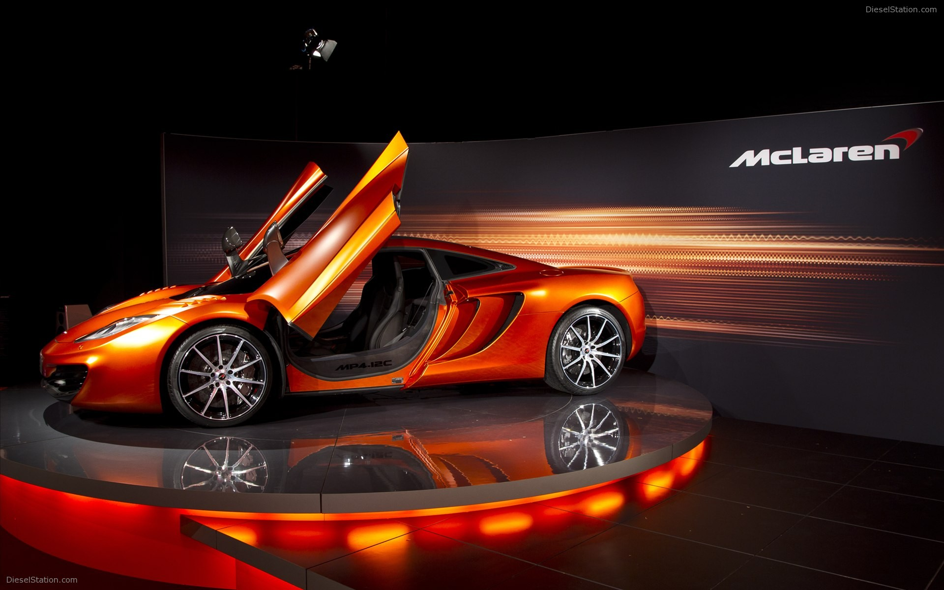 Car Wallpaper High Resolution: McLaren Wallpapers High Resolution