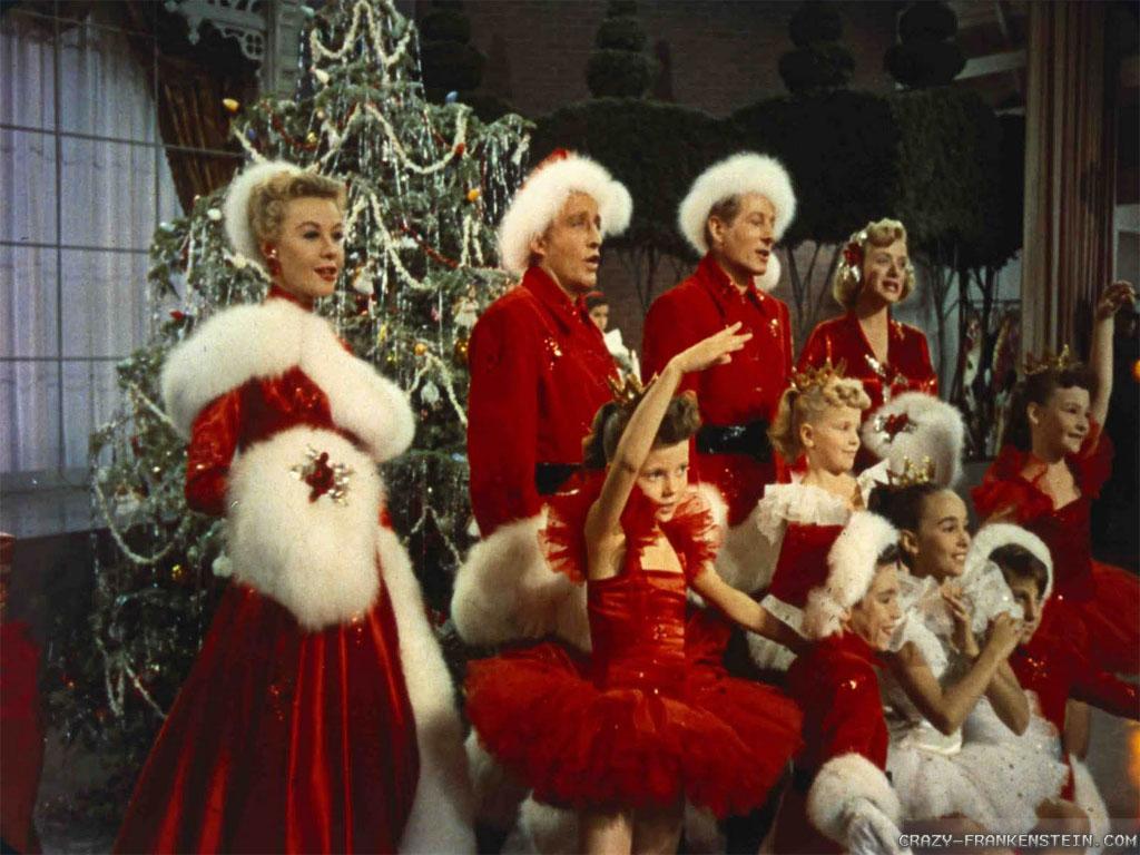 White Christmas   Classic Movies Wallpaper 27746983 1024x768