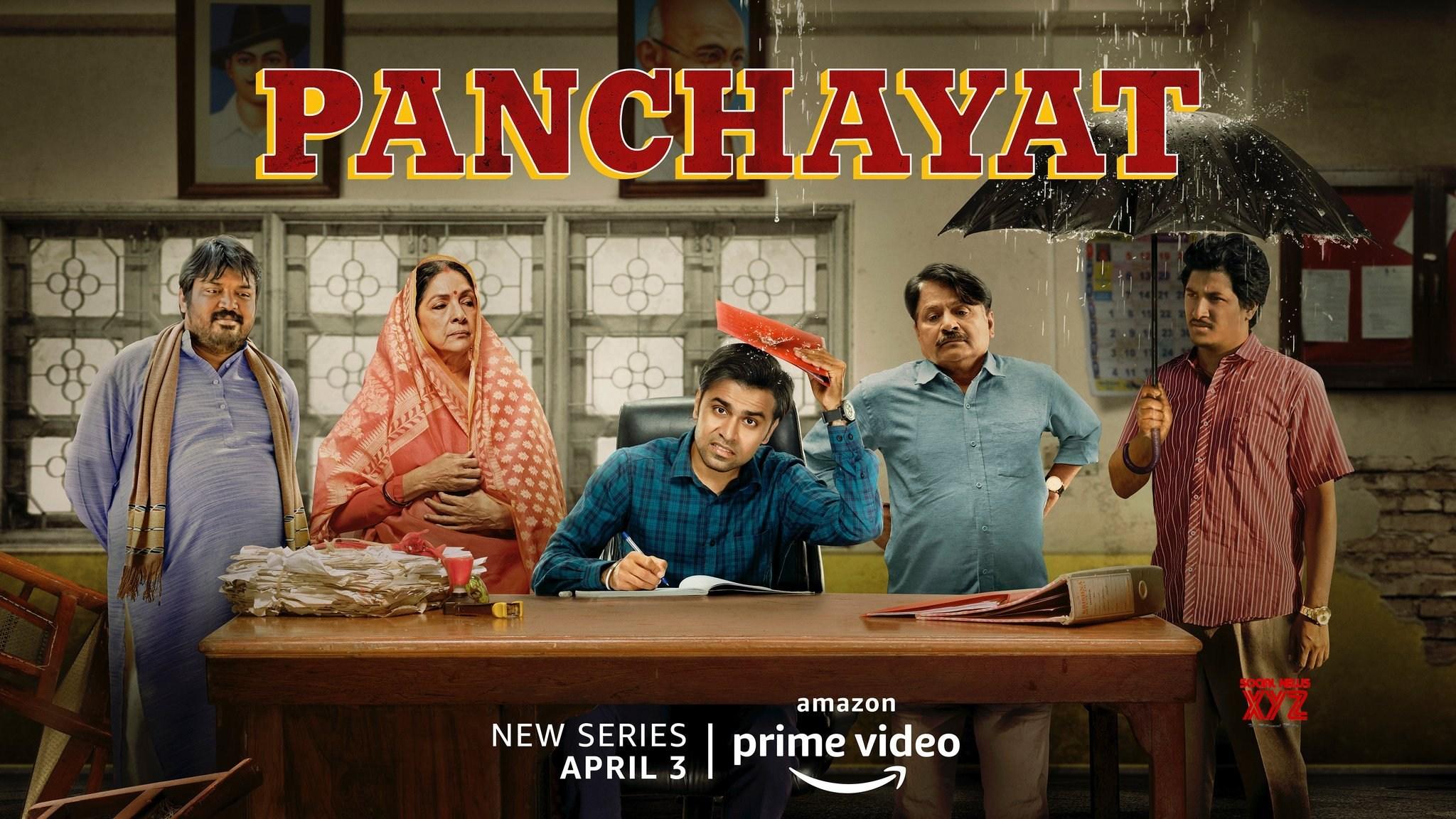 Panchayat Review Prime Video A Lock Down Time Pass Rating 2048x1152