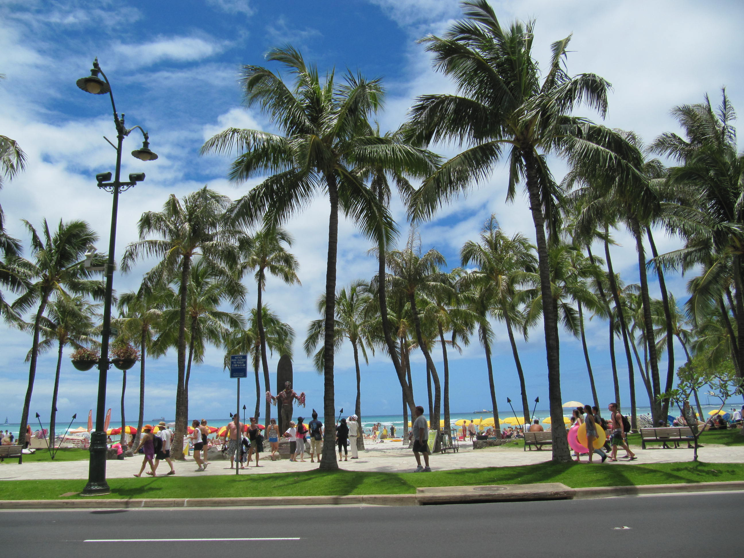 Waikiki Beach Wallpaper Hd: Waikiki Desktop Wallpaper