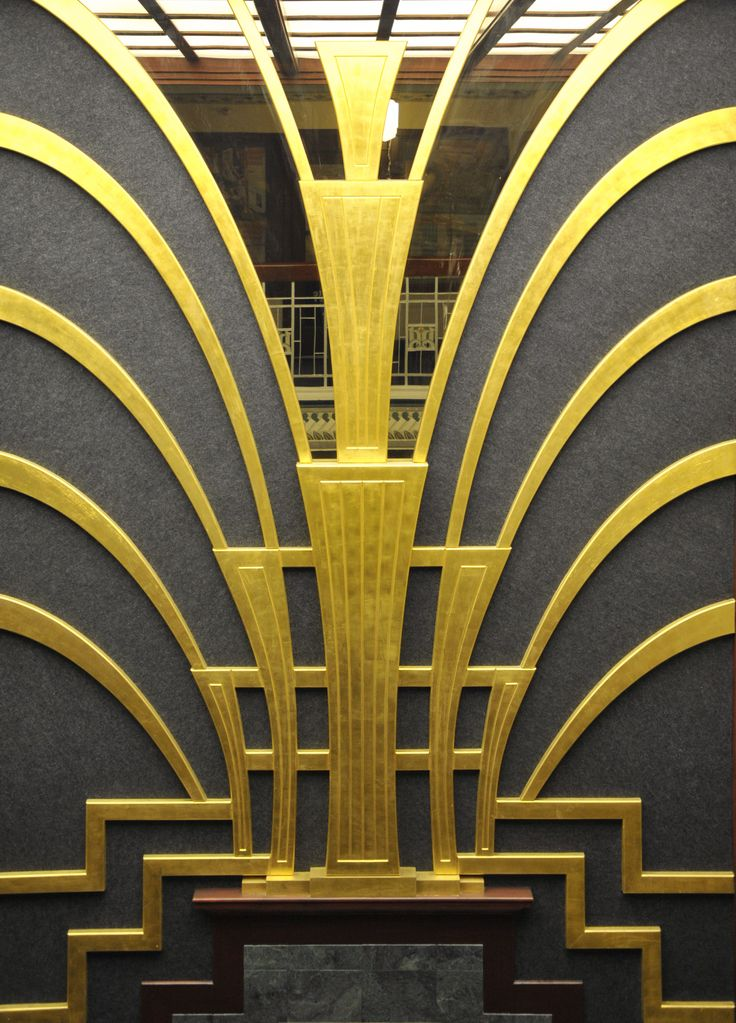 art deco design wallpaper deco wallpapersafari 29737