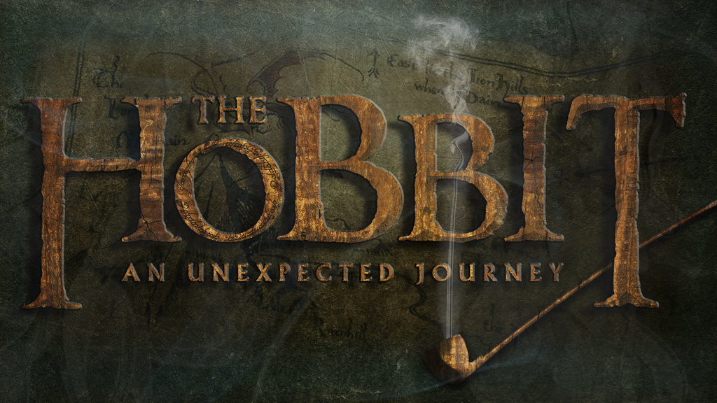 The Hobbit   Desktop Wallpaper by zeaig 1024x576