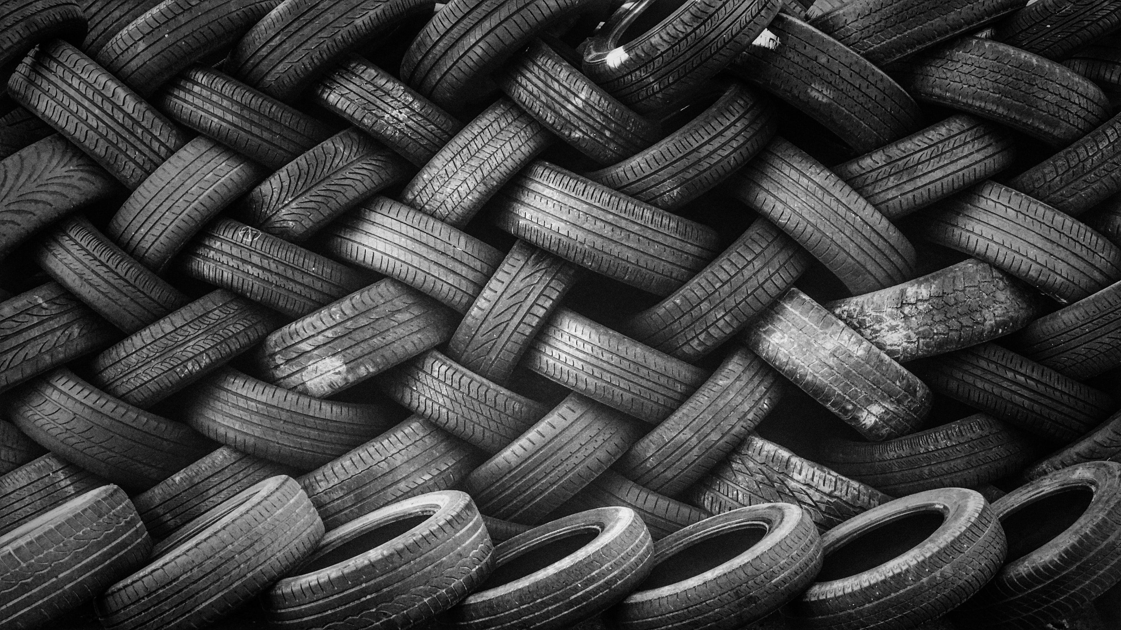 Monochrome tires wallpaper black wallpapers black background 3889x2188