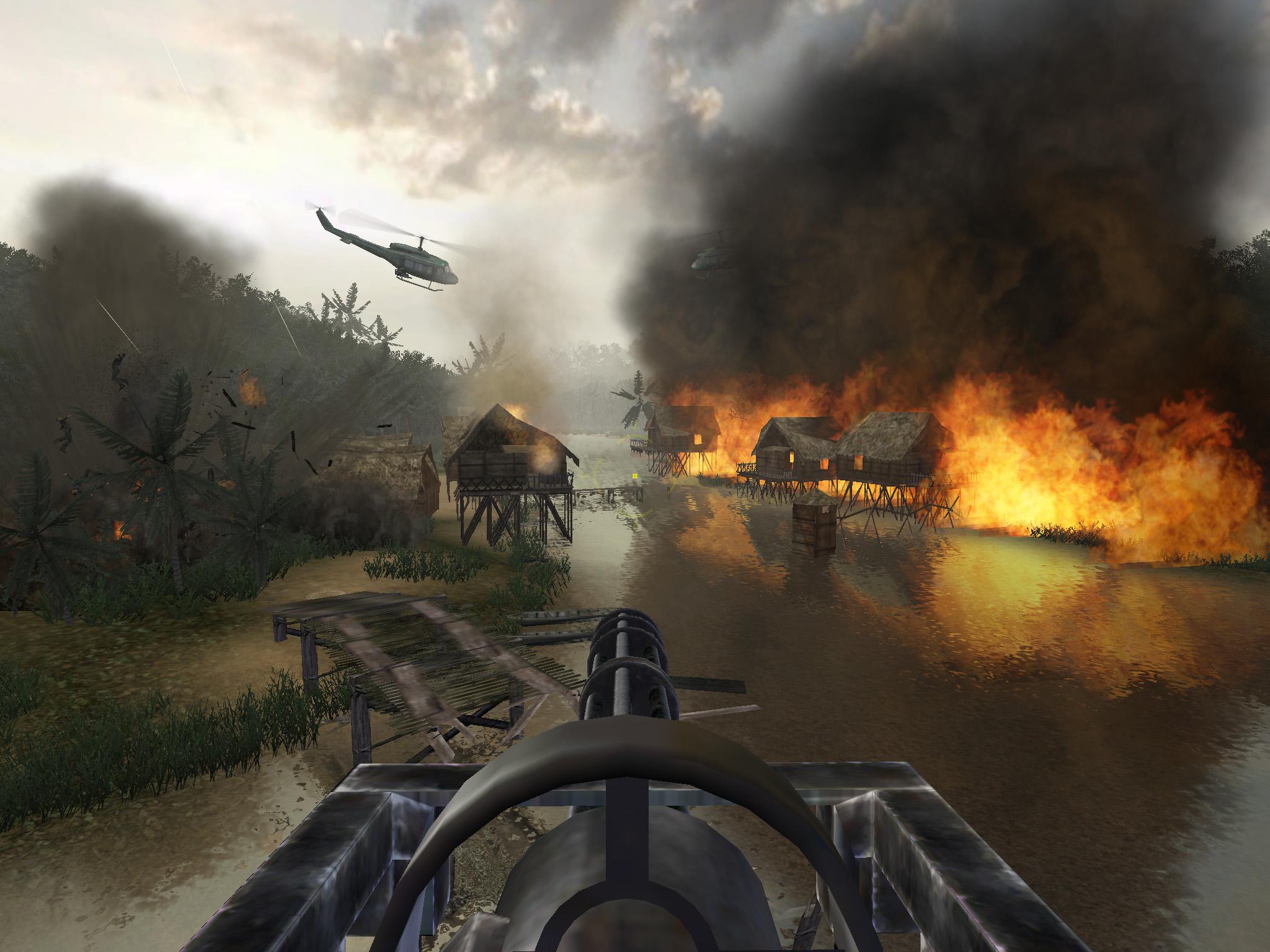 of Valor The Vietnam War video game wallpapers Wallpaper 1 of 11 2048x1536