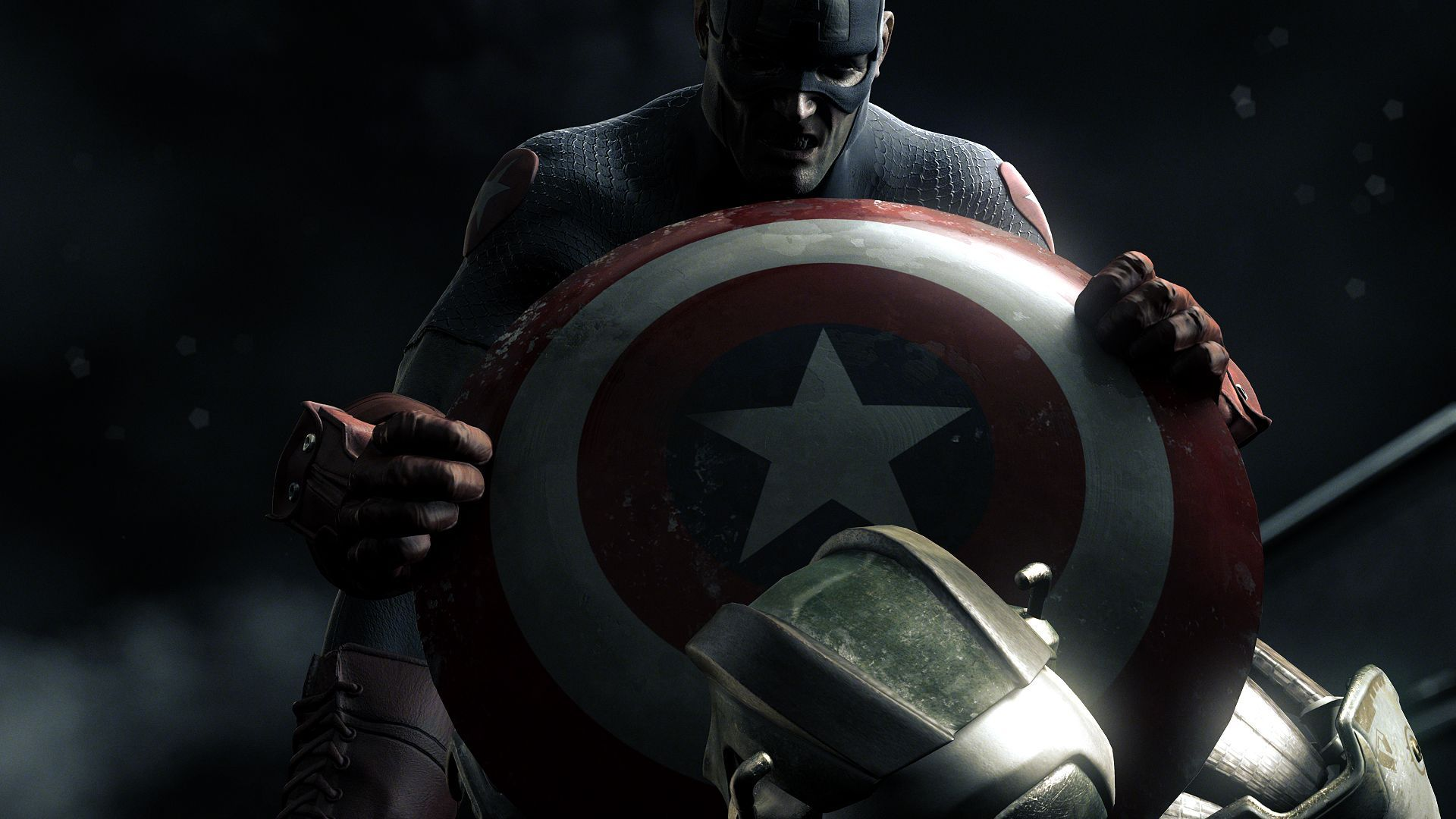 Captain America wallpaper 16553 1920x1080