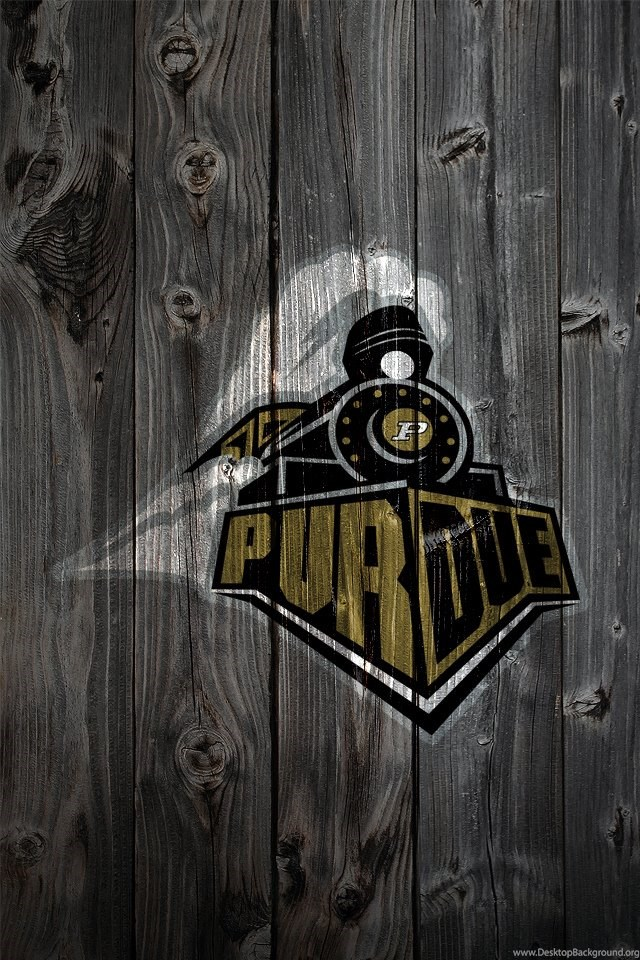 Purdue Boilermakers Wood iPhone 4 Backgrounds Desktop Background 640x960