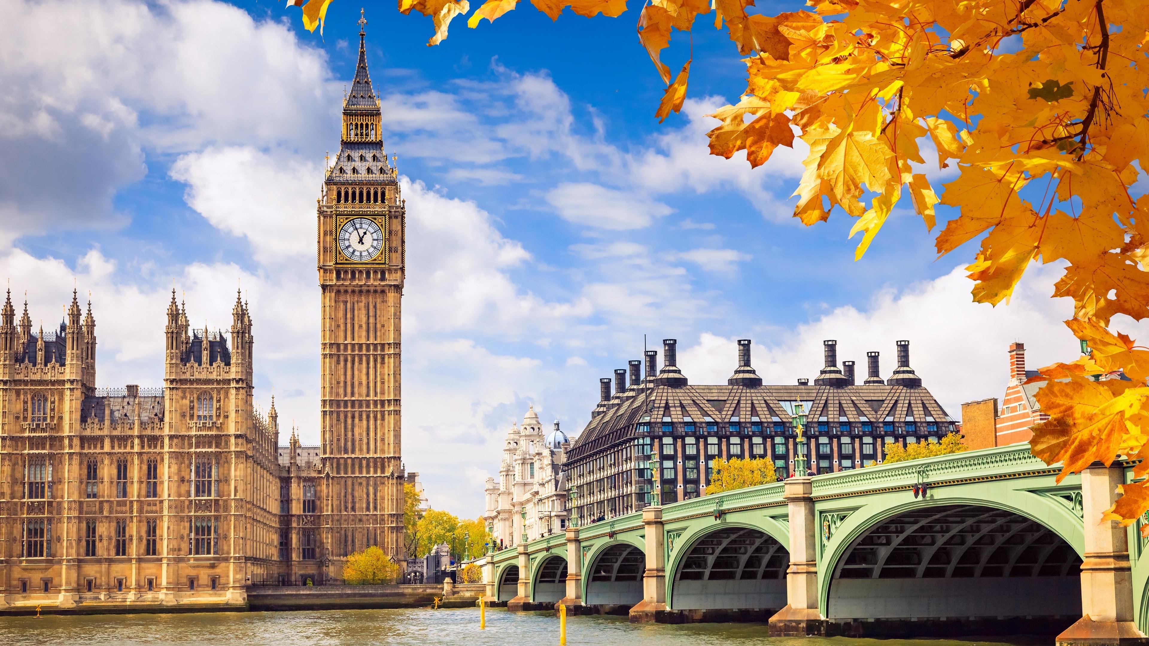 London Westminster Ultra HD wallpaper UHD WallpapersNet 3840x2160