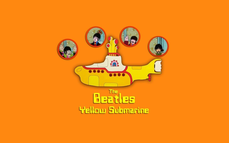 71 Yellow Submarine Wallpaper On Wallpapersafari
