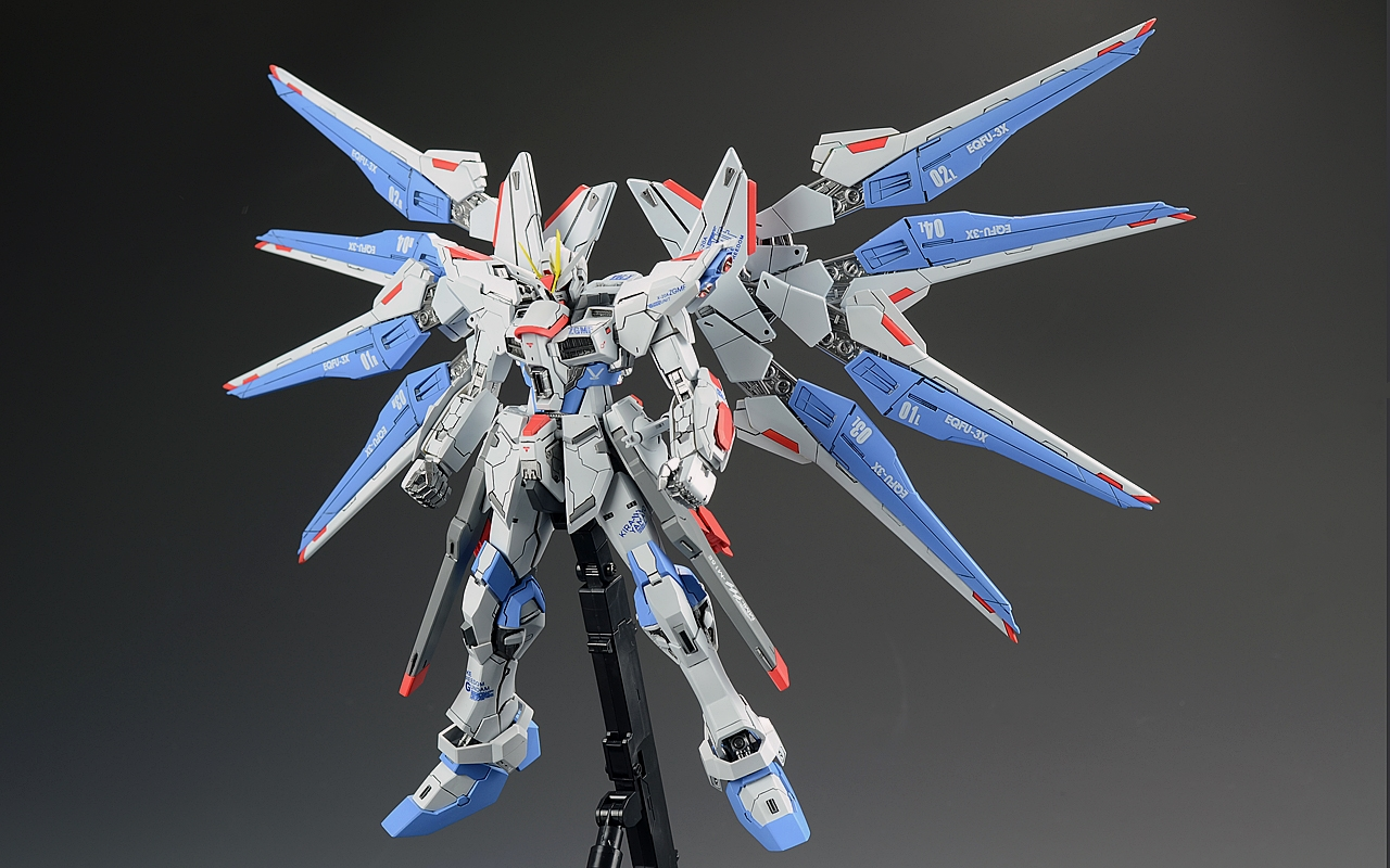 Gundam Strike Freedom Wallpaper Vp strike freedom gundam 1280x800
