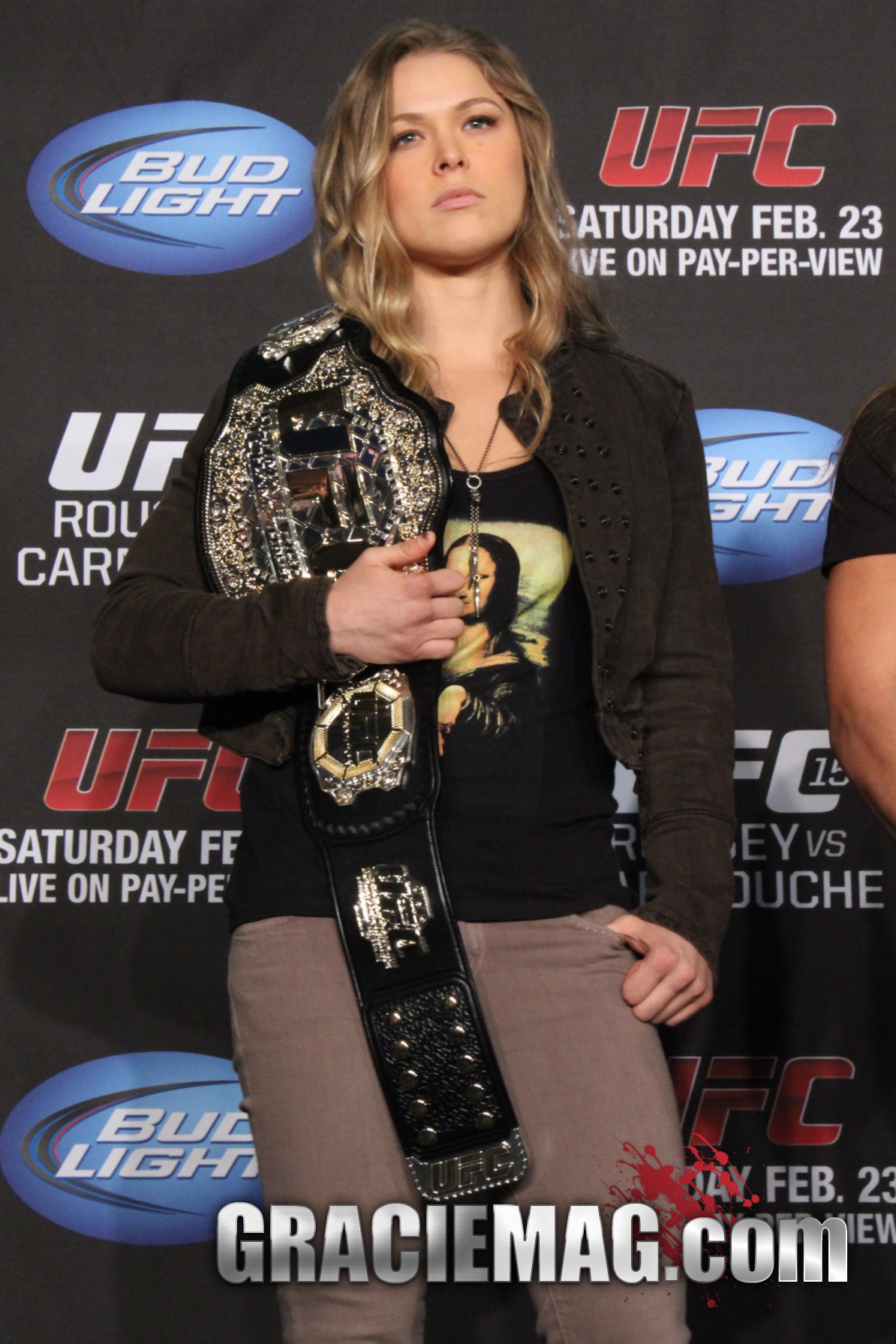 ROUSEY Cat Zingano Says The UFC Belt Not Ronda Rousey is Important 1194x1791