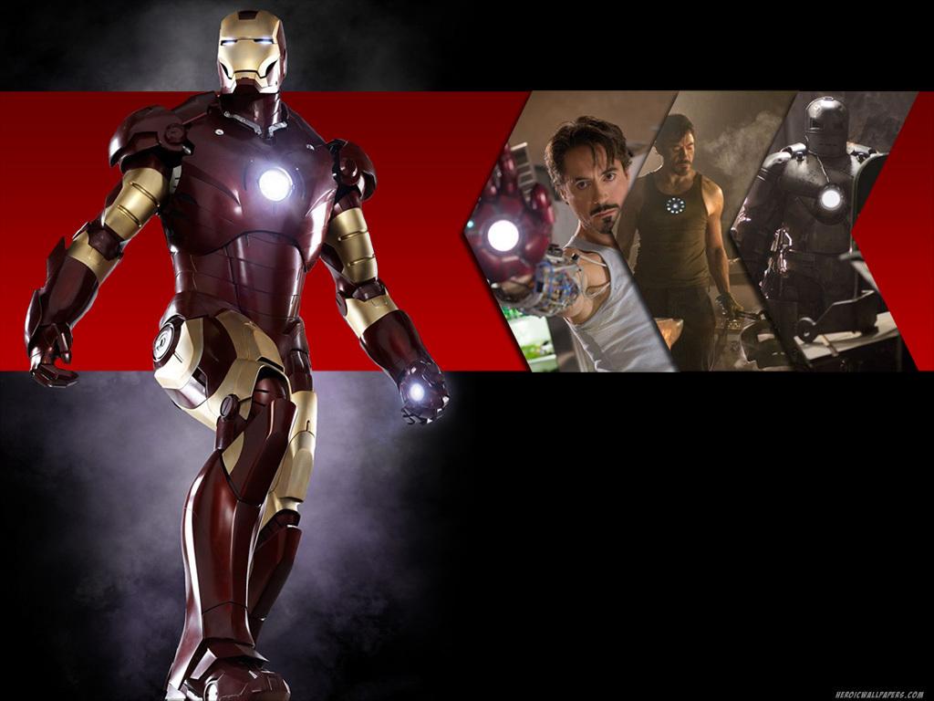 Iron Man Wallpaper   Iron Man Wallpaper 2725672 1024x768