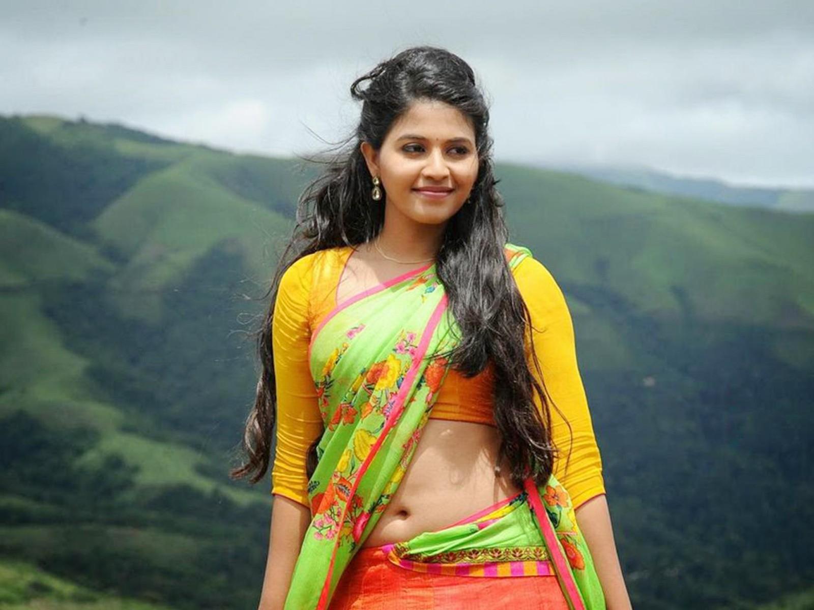 Saree Actress HD Wallpapers 1080p - WallpaperSafari