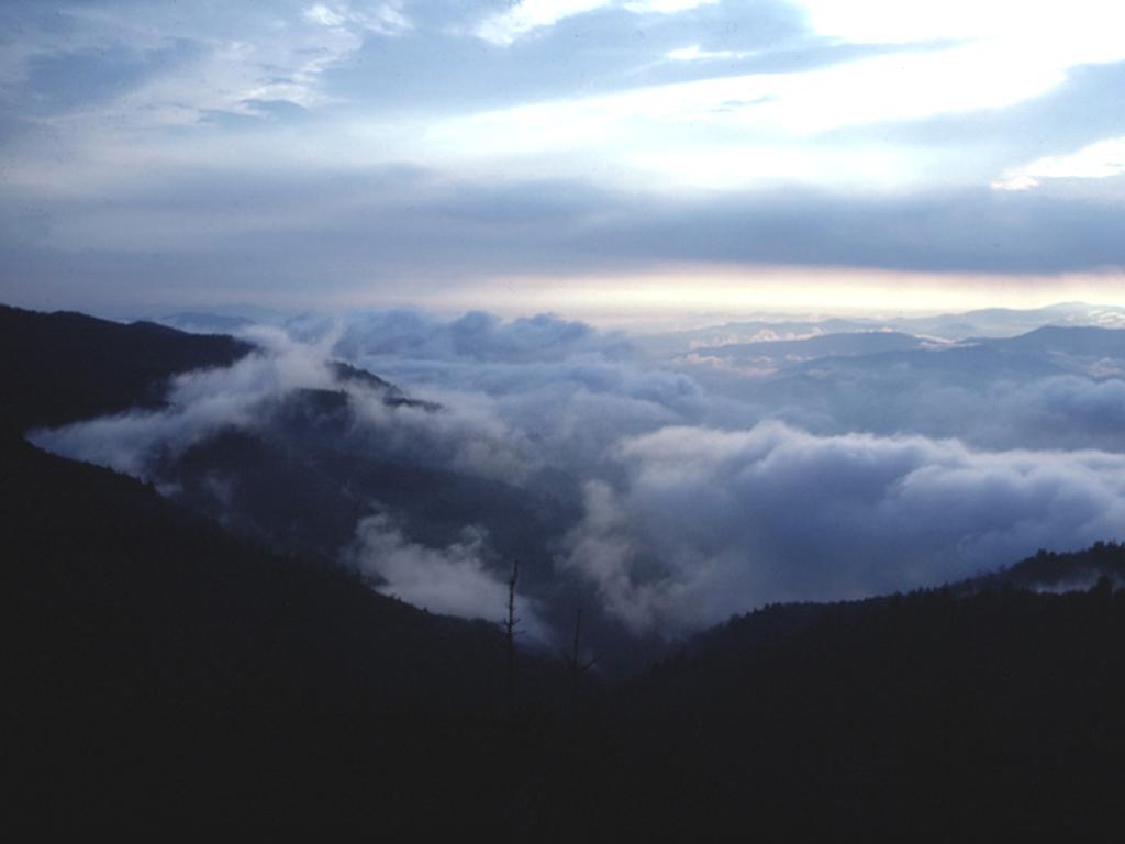 appalachian blue ridge mountains wallpaper - photo #39