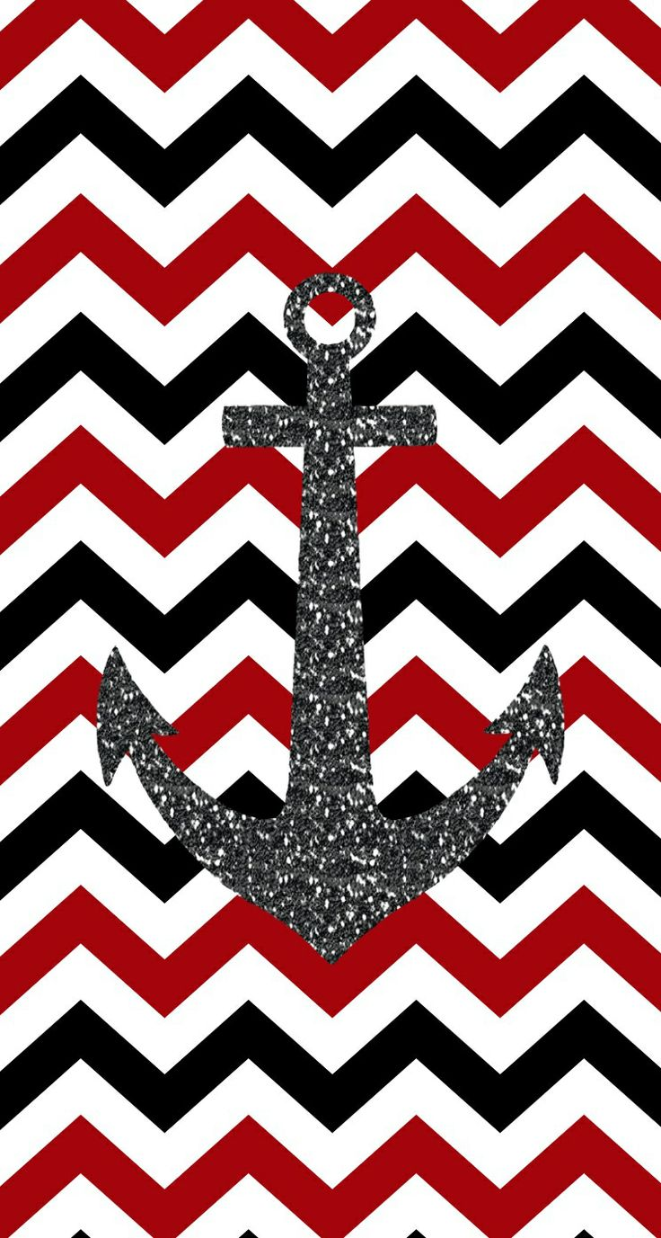 Anchors Iphone Chevron Anchors Wallpapers Anchors Chevron Wallpapers 736x1377