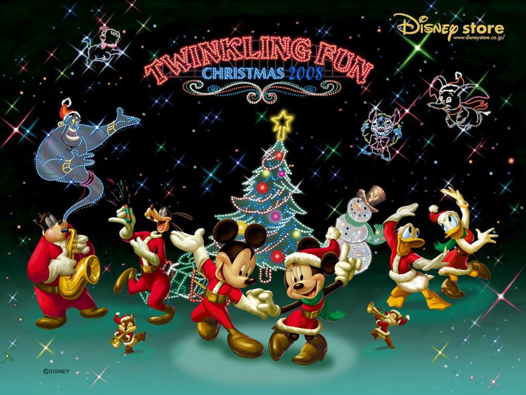 Disney Christmas WallpaperTHR999HKRG 44 1024x768
