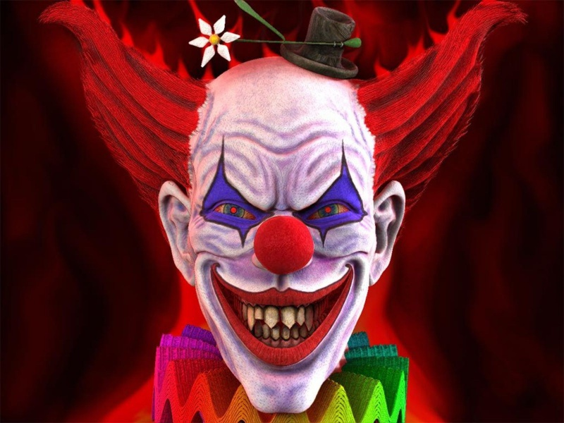800x600 Evil Clown Wallpaper desktop wallpapers and stock photos 800x600