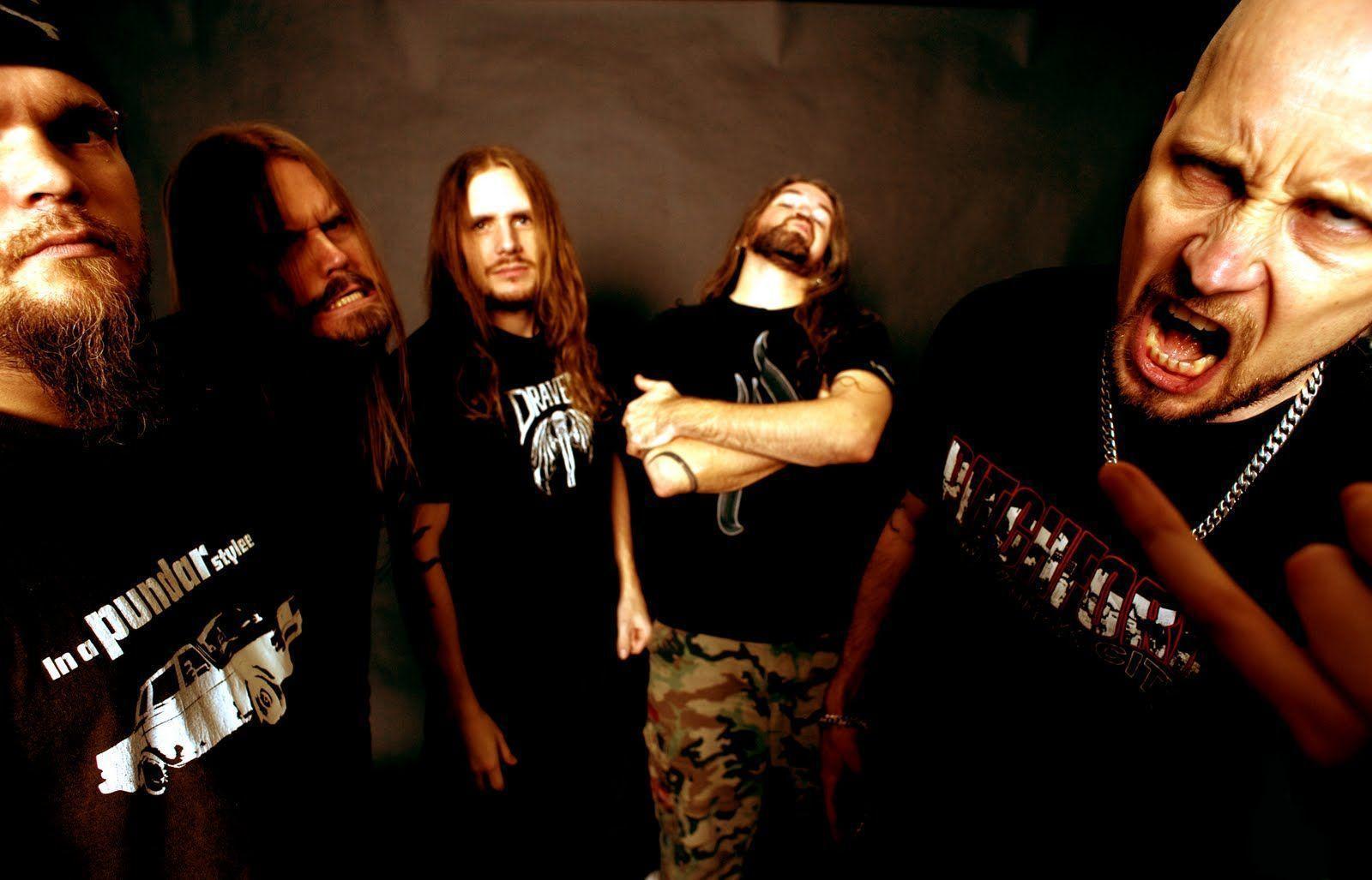 Meshuggah Wallpapers 1600x1027
