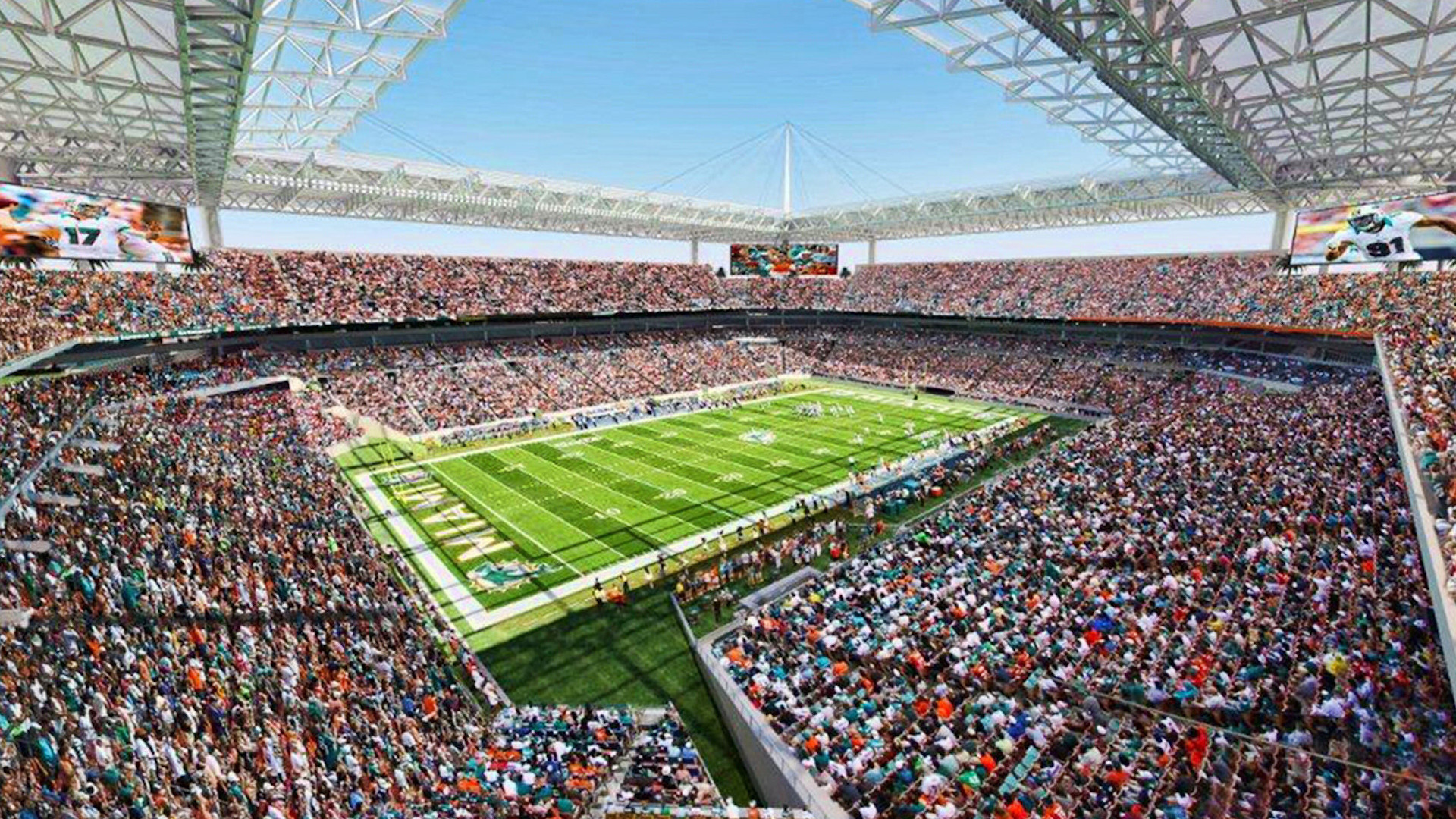 NFL owners select South Florida to host Super Bowl LIV 54 in 1920x1080