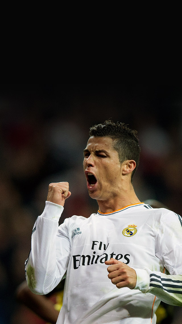 Perfect Ronaldo Wallpaper 5jpg FREEIOS7 C Ronaldo Goal Parallax HD 640x1136