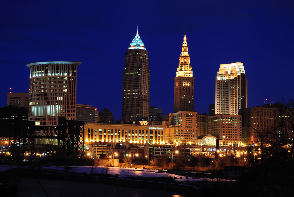 downtown cleveland ohio wallpaper - photo #32