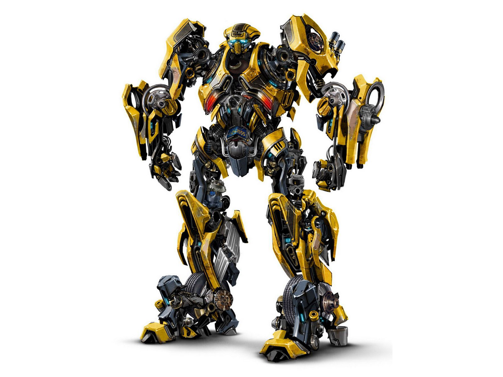 Download transformers bumblebee HD wallpaper 1600x1200