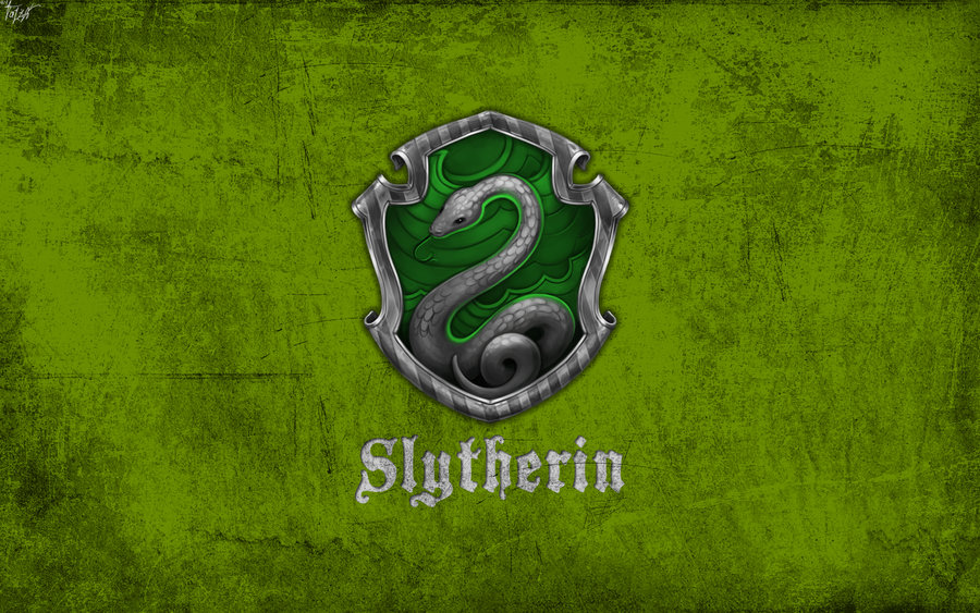 Harry Potter Wallpaper Slytherin by TheLadyAvatar 900x563