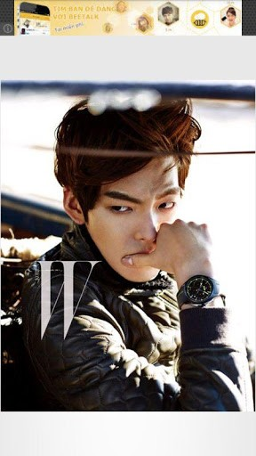 Download Kim Woo Bin Wallpapers for Android by Young 288x512