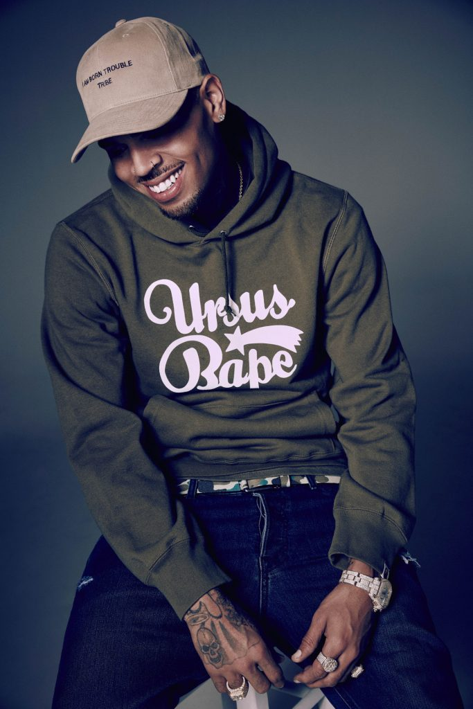 Chris Brown 2019 Wallpapers   Su asistente de salud 683x1024