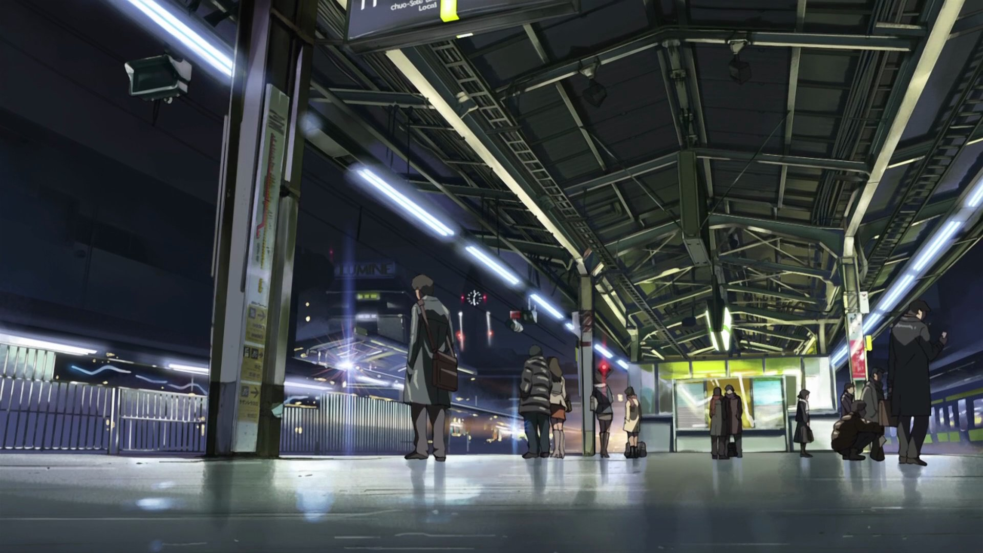 Free Download Download Anime 5 Centimeters Per Second Wallpaper