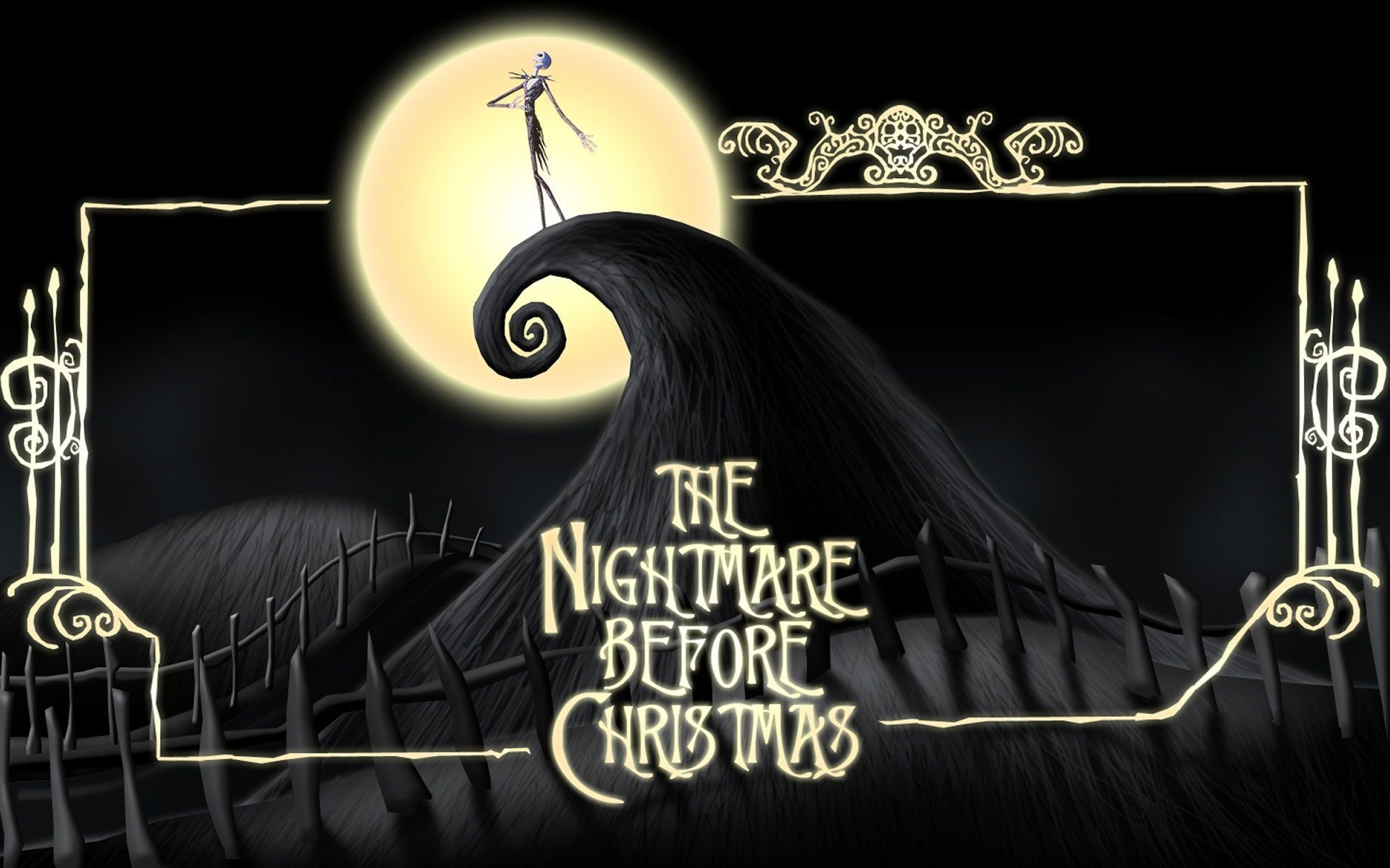 76 The Nightmare Before Christmas 1920x1200