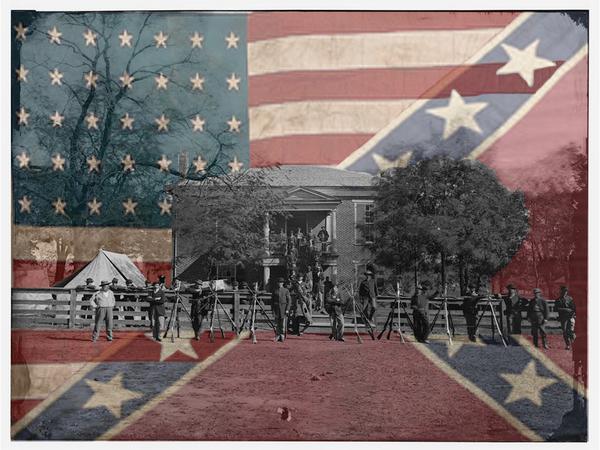 Civil War Backgrounds Wallpapersafari