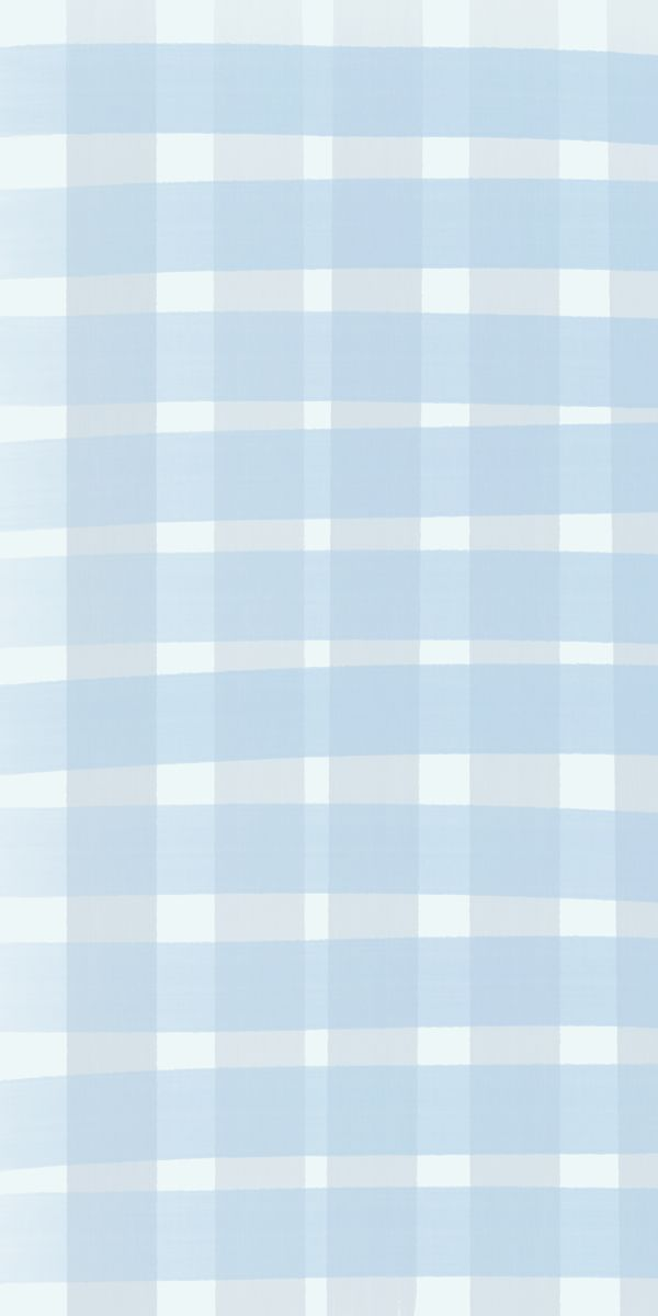 Baby Blue Plaid Background by HokkaidoCo Cute patterns wallpaper 600x1200
