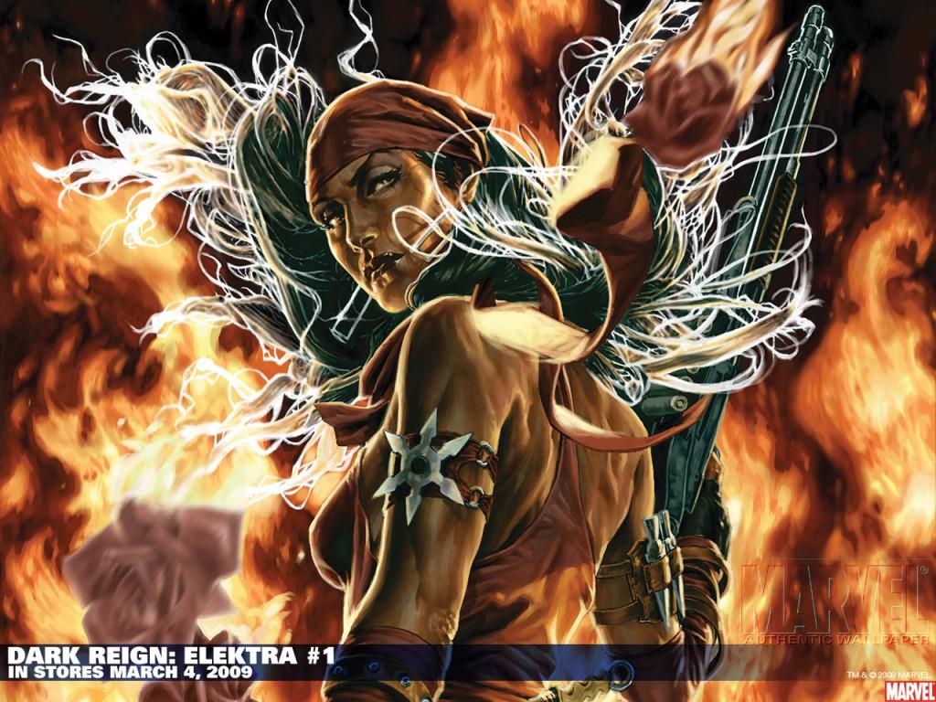 Comics Elektra 1024x768
