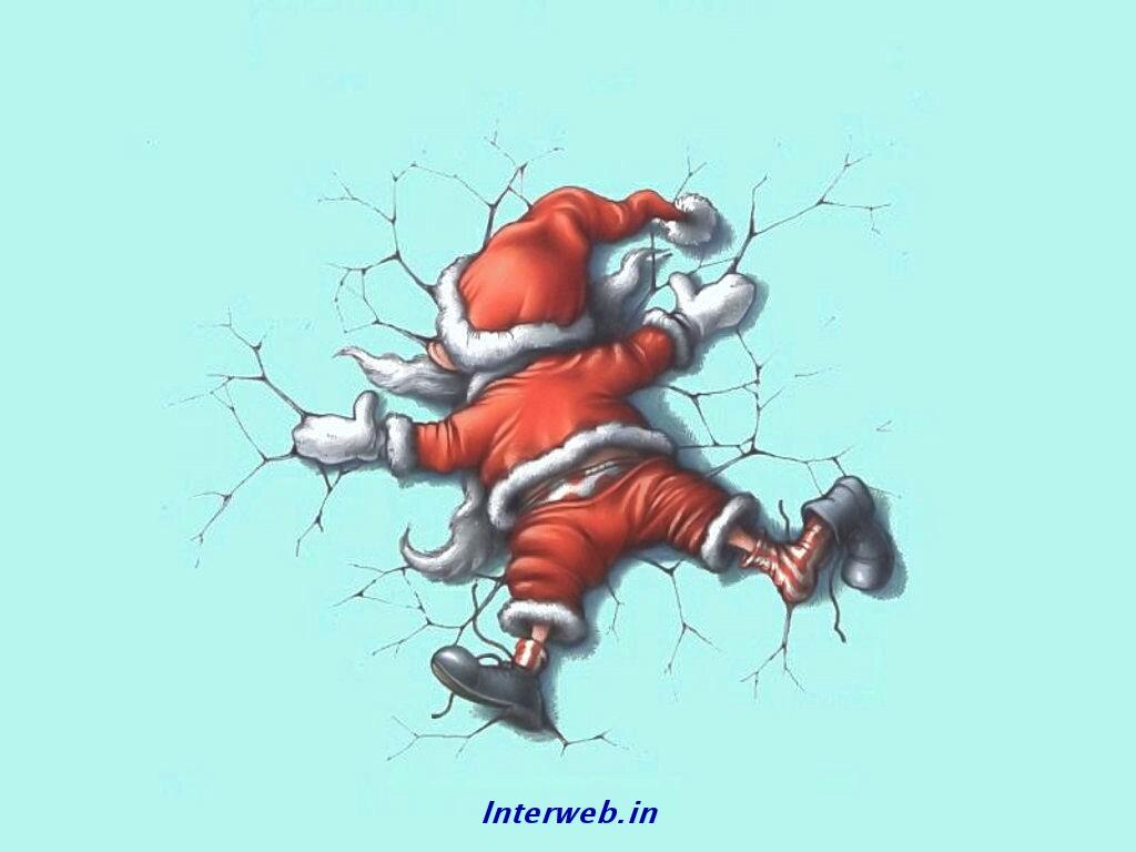 funny christmas wallpaper christmas funny wallpaperjpg 1024x768