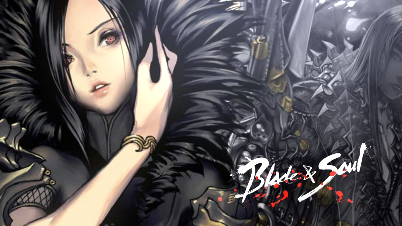 Blade And Soul Wallpaper HD 13247 Wallpaper Game Wallpapers HD 1366x768