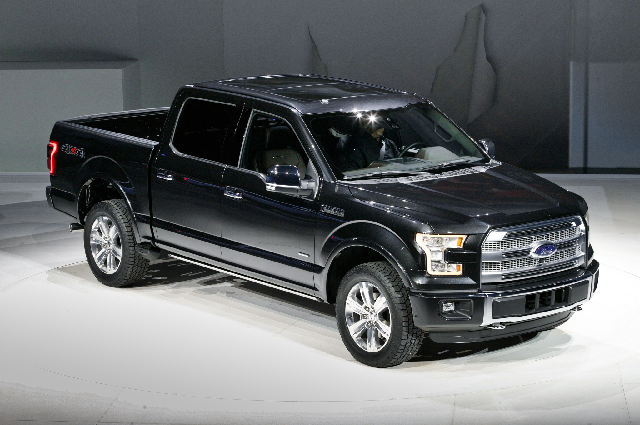 2015 Ford F 150 Widescreen Background Wallpapers 2048x1360