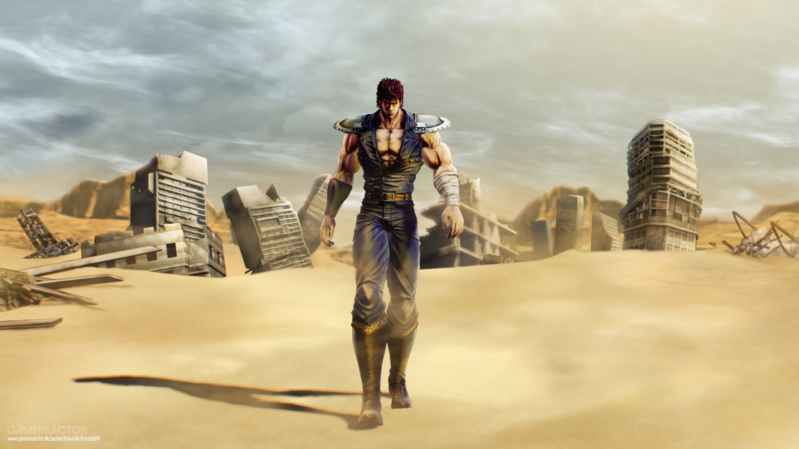 Pictures of Fist of the North Star Lost Paradise 3839 1600x900