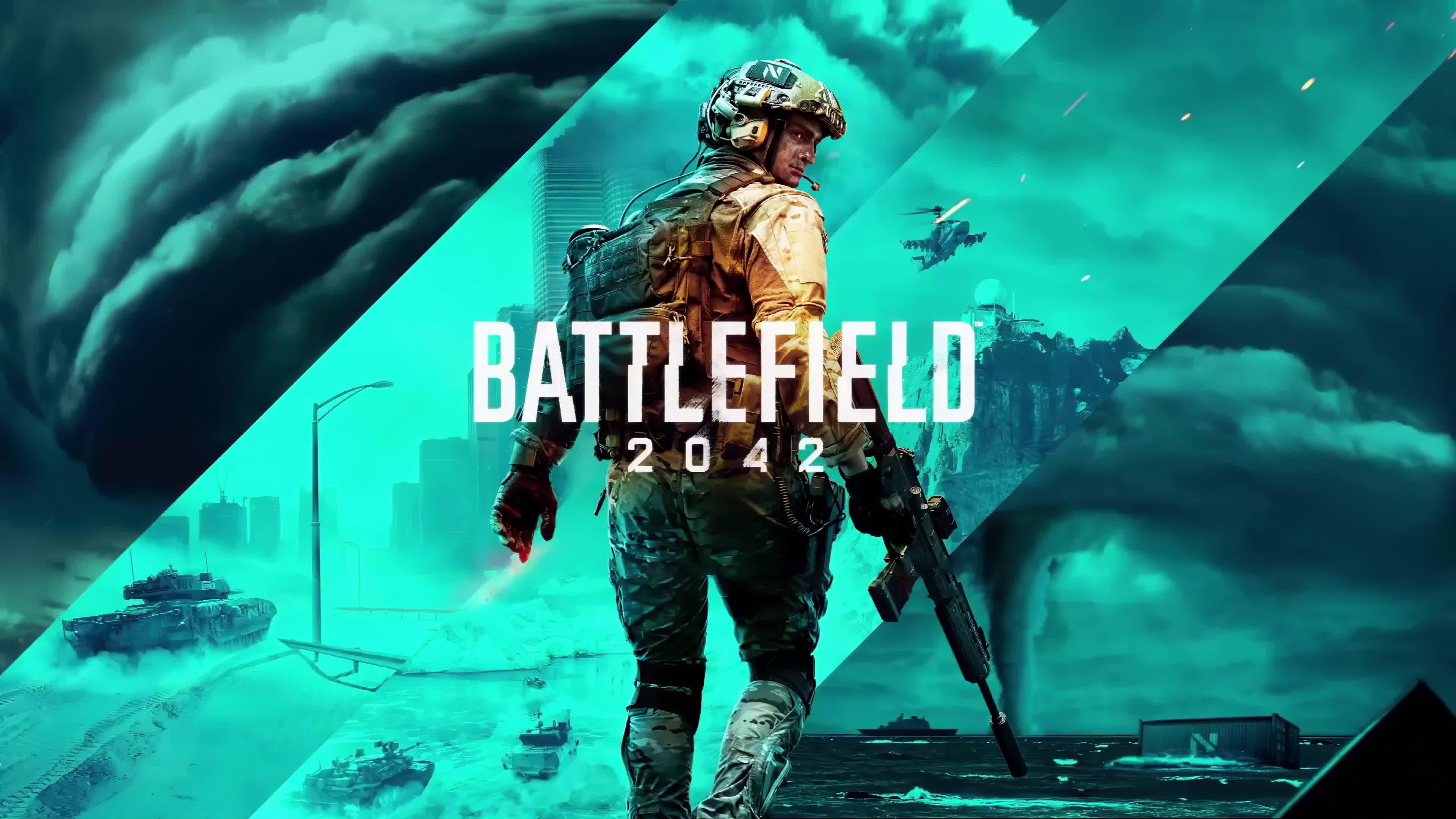 Battlefield 2042 Game 4K Live Wallpaper   Desktophutcom 3840x2160