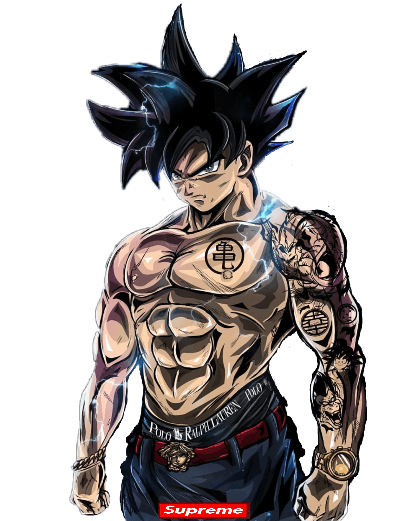 Supreme Dragon Ball Z Wallpapers   Top Supreme Dragon Ball Z 1416x1767