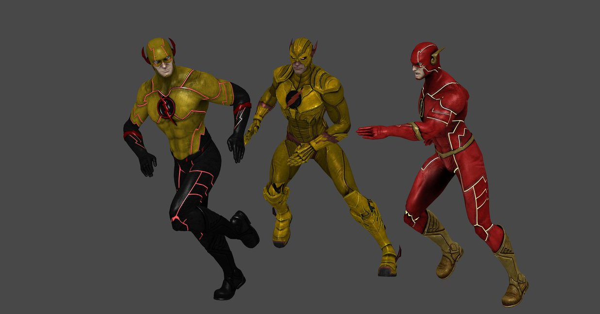 how to draw the flash from injustice