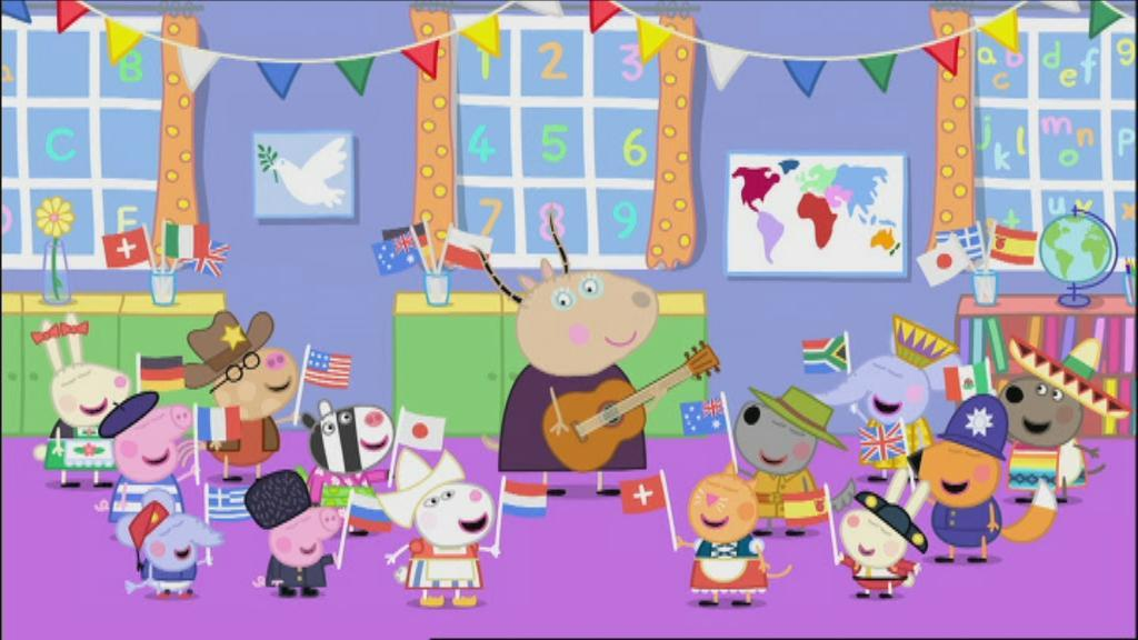 Peppa Pig Episodes 1024x576
